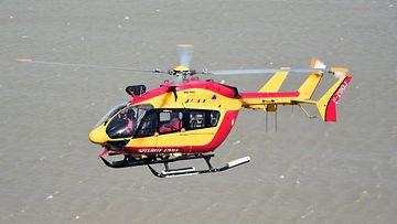 LK: pelastushelikopteri ranska