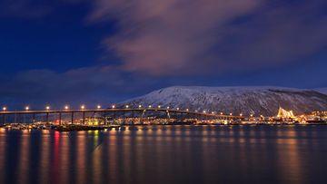AOP, Tromssa, tromso, norja