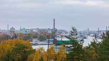 Turku kaupunki kuvituskuva