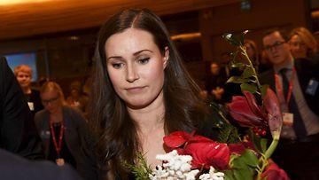 LK: Sanna Marin sdp pääministeriehdokas