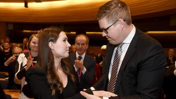 LK: Antti Lindtman, Sanna Marin