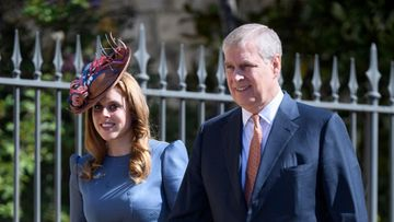 prinsessa Beatrice prinssi Andrew