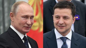 0912-Zelenskyi ja Putin tapaavat live