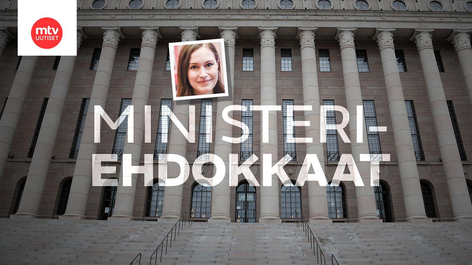 Hallituksen Ministerit