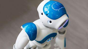 aop humanoidi, robotti, tekoäly