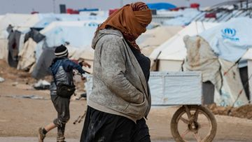 Lk Al-hol pakolaisleiri, isis-lapset
