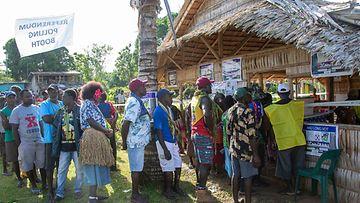 LK Bougainville, papua-uusi-guinea