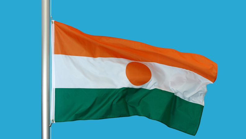 aop Niger lippu