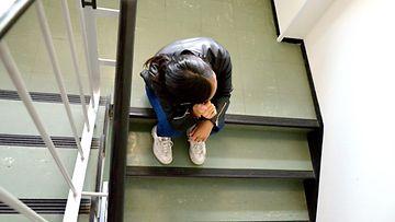Lk kiusaaminen, ahdistus, koulu, masennus, uupumus