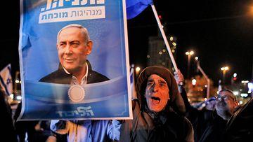 LK Israel Netanjahu vaalit