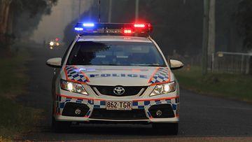 australia poliisi poliisiauto
