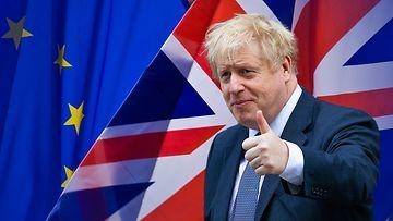 Boris Johnson Brexit live