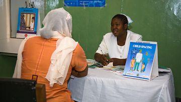aop humanitaarinen apu, kehitysapu, seksuaaliterveys, nigeria