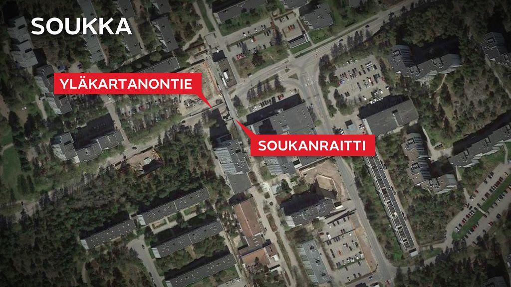 Miehen Epaillaan Lyoneen Astalolla 9 Vuotiasta Tyttoa Espoossa