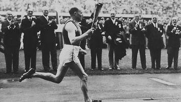 AOP Paavo Nurmi, olympiasoihtu