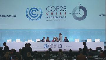 cop25, ilmastokokous, Madrid