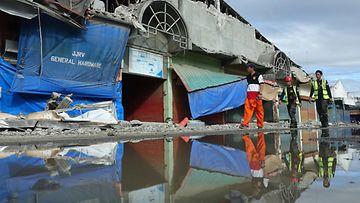 Filippiinit maanjäristys