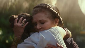 Star Wars: The Rise of Skywalker 2019 (Daisy Ridley, Carrie Fisher)