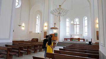 aop Suomenlinnan kirkko