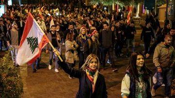 AOP: Libanon ihmisjoukko