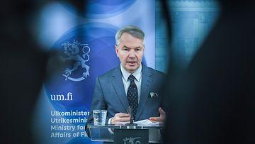 Pekka Haavisto 11.12.2019