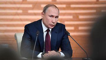 LK: Vladimir Putin kyselytunti