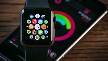 apple watch, älykello