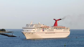 AOP risteilyalus carnival cruise lines