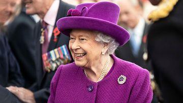 kuningatar Elisabet edustustehtävät 6.11.2019