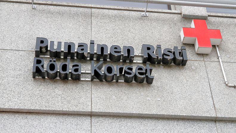 Suomen Punainen Risti kuvituskuva