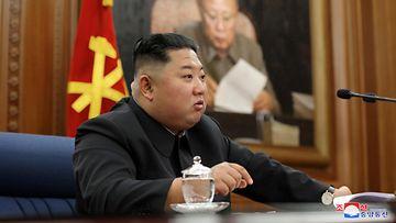 EPA Kim Jong-un, Pohjois-Korea
