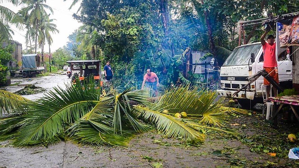 Filippiinit Taifuuni