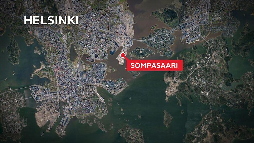 Poliisilla Suuri Operaatio Helsingissa Hatakeskus Sai Ilmoituksen