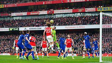 Arsenal & Chelsea