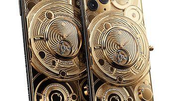 caviar solarius zenith full gold iPhone 11 pro