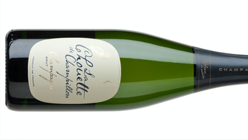 samppanja pöllösampanja Champagne Chouette
