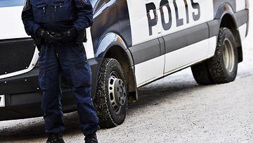 Poliisi kuvituskuva haettu Lehtikuvalta 30-12-2019