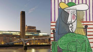 picasso tate modern gallery