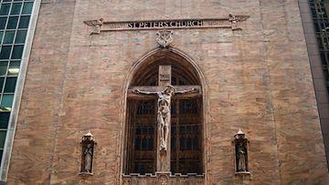 kuvituskuva katolinen kirkko Chicago