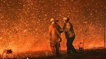 Maastopalo Australia tulipalo AOP