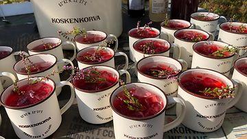 kossu Koskenkorva cocktail drinkki
