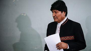 AOP: Evo Morales