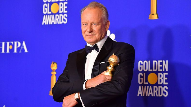LK Golden Globe Stellan Skarsgård