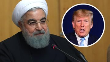 Iran presidentti Hassan Ruhani USA presidentti Donald Trump 2019