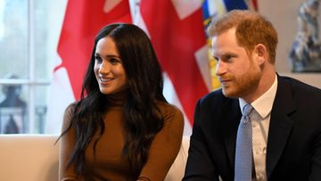herttuatar Meghan prinssi Harry