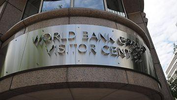 Maailmanpankki pääkonttori Washington 2