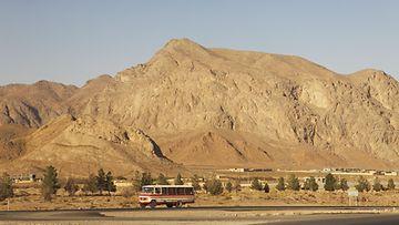 bussi Iran kuvituskuva