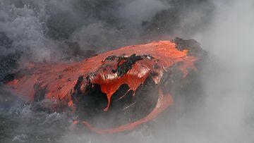 AOP magma, laava, tulivuori