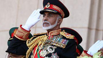 LK Qaboos bin Said, Oman