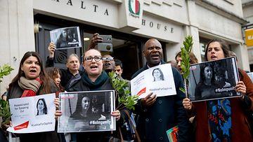 AOP toimittaja Daphne Caruana Galizian murha